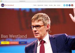 01 Website Bas Westland - Startpagina