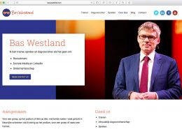 02 Website Bas Westland - Over Bas