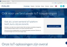 08 Website Evalan - Pagina - IoT Toepassingen