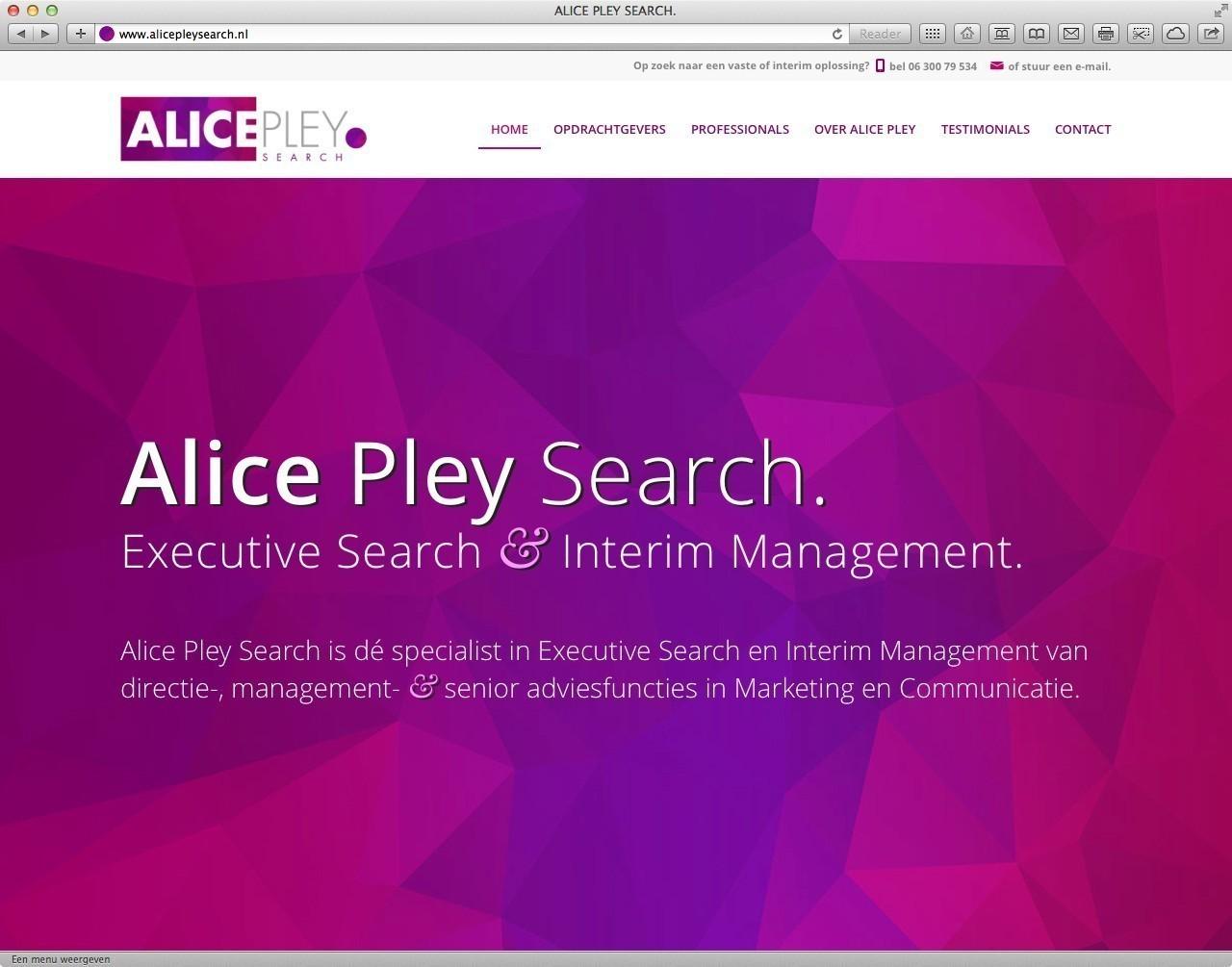 Ontwerp en bouw responsive website, integratie sociale media websites, optimalisatie voor snelheid en zoekmachines