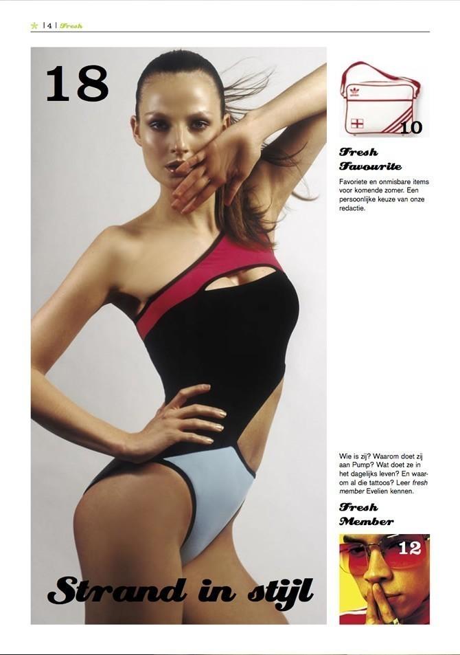 Fresh Magazine - TOC