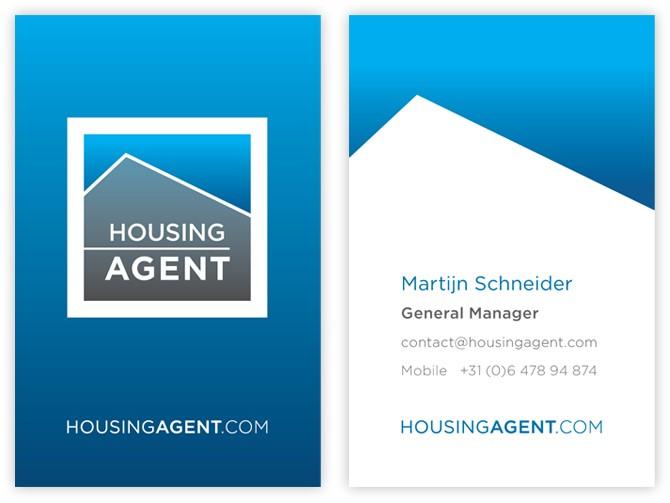 Visitekaartje Housing Agent