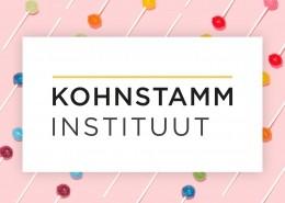 Huisstijl en website voor het Kohnstamm Instituut