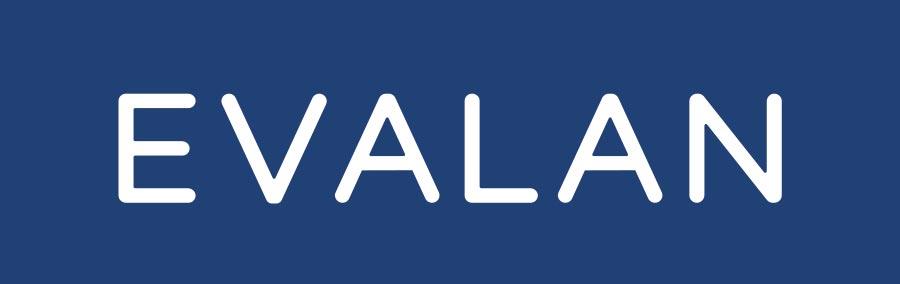 Huisstijl, logo en website voor Evalan
