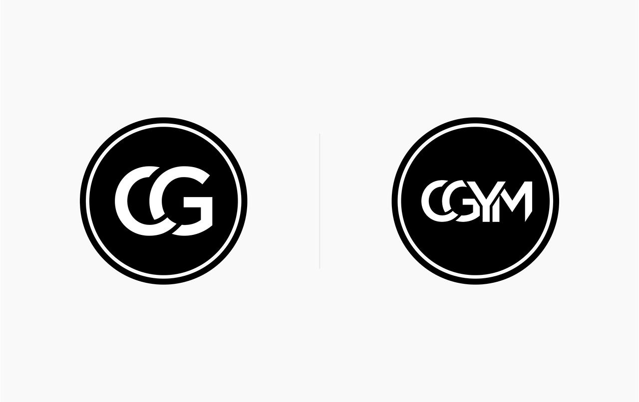 Ontwerp Logo Carmen Gómez y Maseland Beeldmerk Variaties