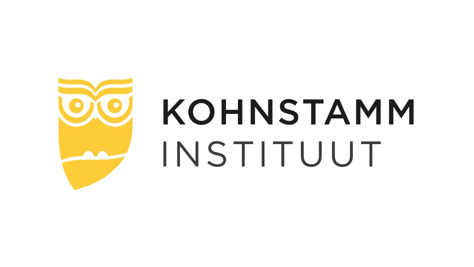 Logo Kohnstamm Instituut - Alternatief voorstel 01
