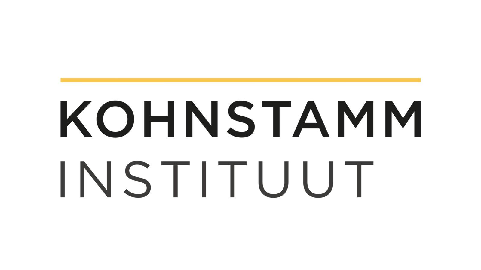 Ontwerp logo Kohnstamm Instituut