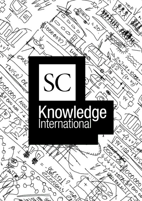 Logo voor SC Knowledge Internationall