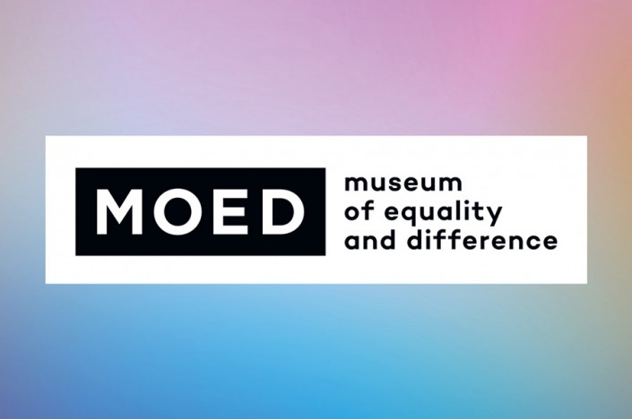 Huisstijl en website voor MOED Museum