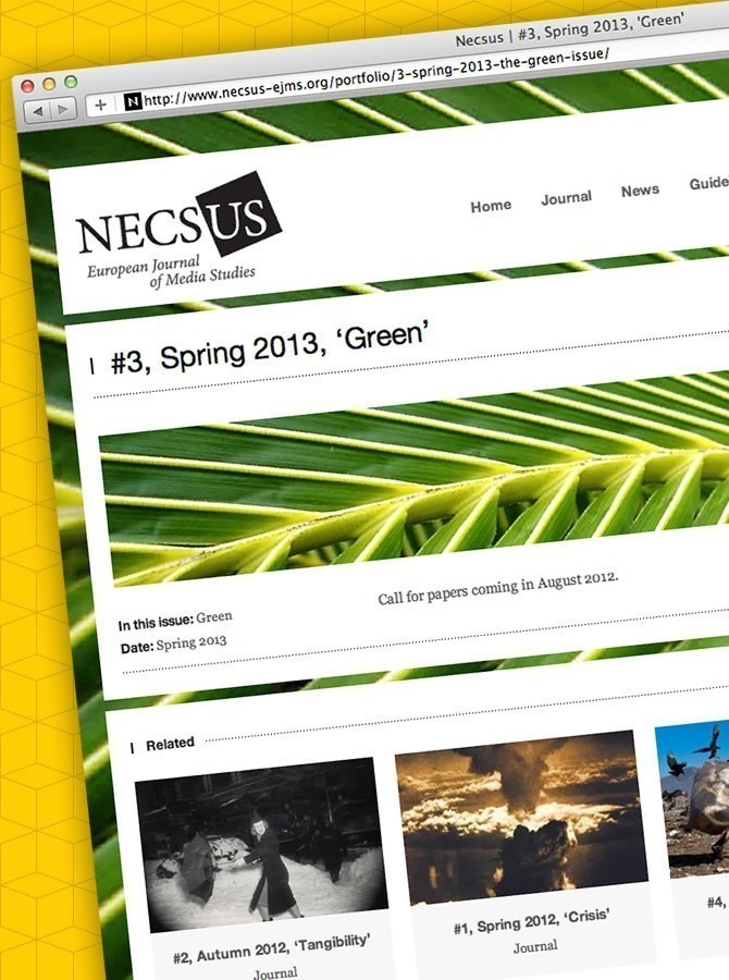 Necsus Spring Issue