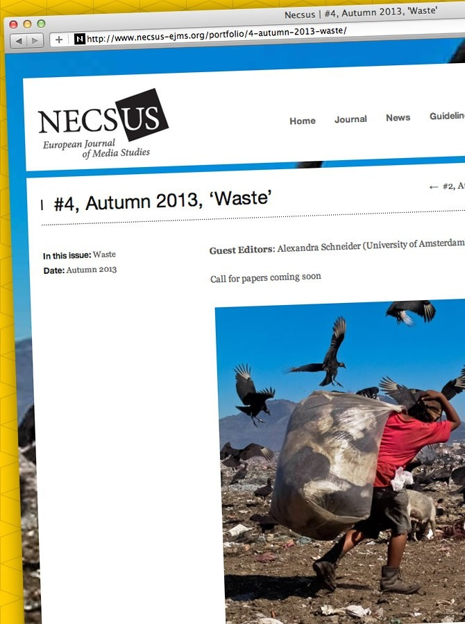 Necsus Waste Issue