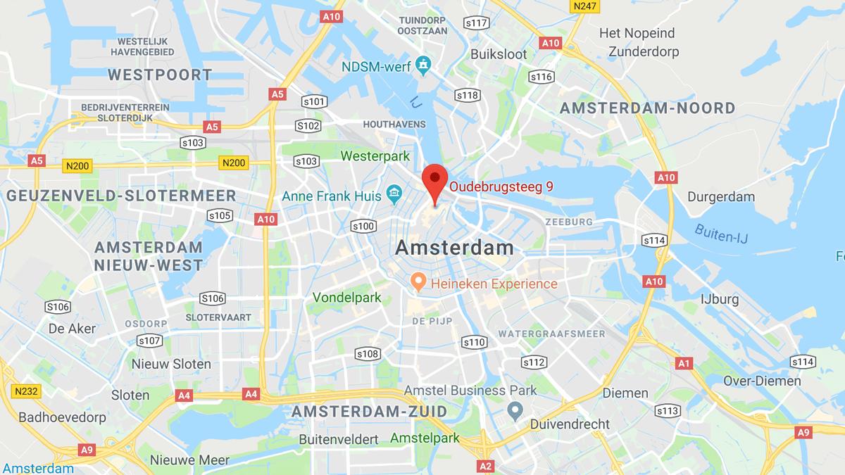 Nikolai NL Design Studio - Oudebrugsteeg 9, 1012 JN Amsterdam