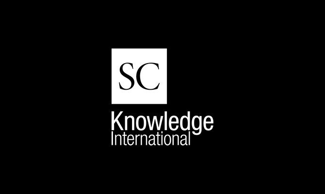 SC Knowledge International Zwart