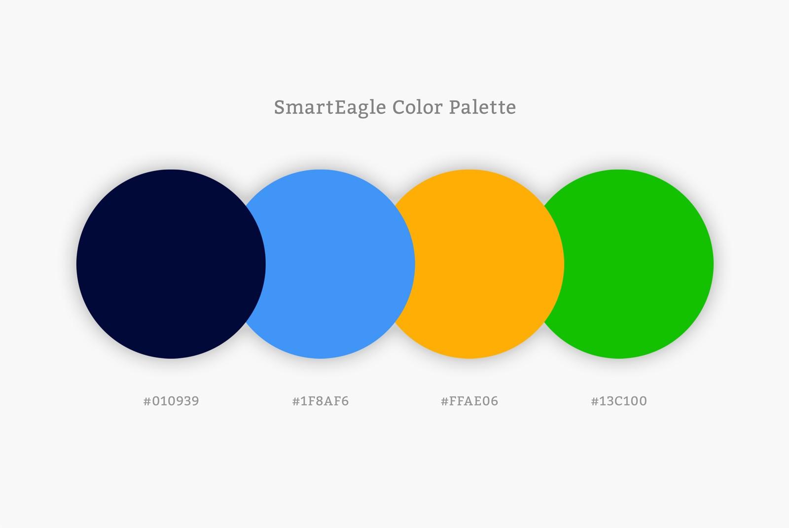 Ontwerp Color Palette