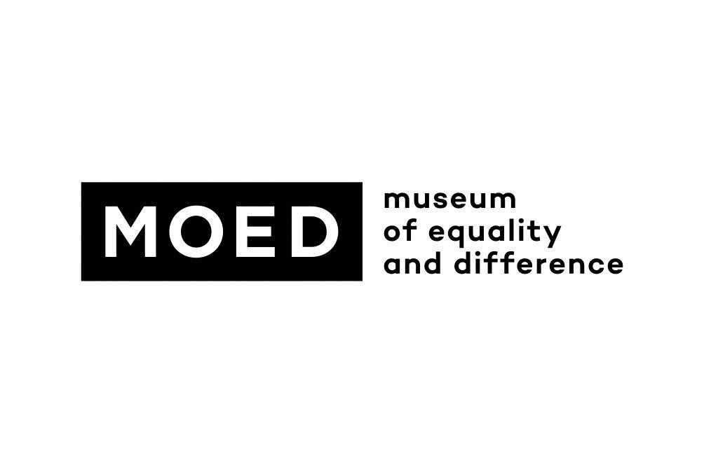 Ontwerp visitekaartje MOED Museum