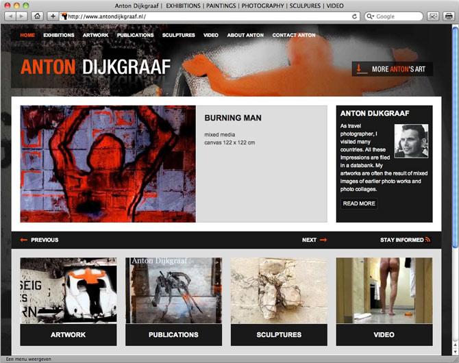 website Anton Dijkgraaf