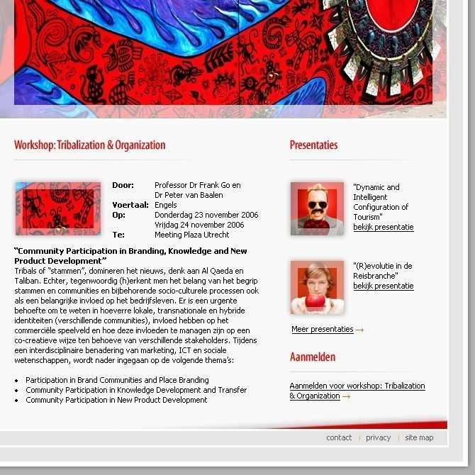 fragment website human potential