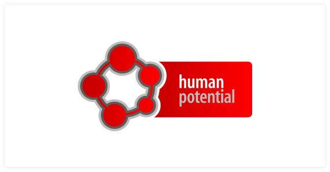logo human potential
