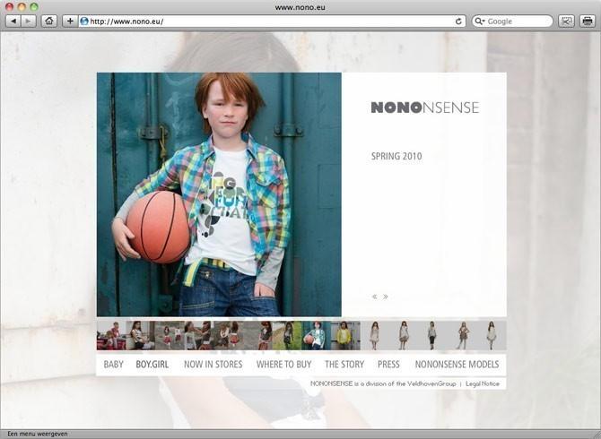 NONO Spring 2010 BOYS