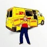 werken bij DHL website